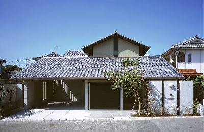 桜ケ丘の家