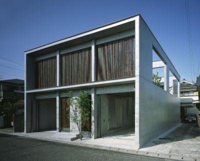 桜ケ丘のコートハウス