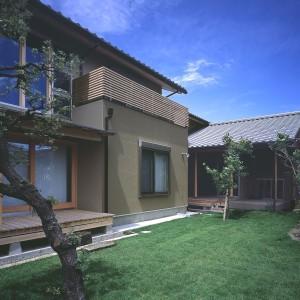 谷山中央の家