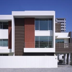 加治屋町の家
