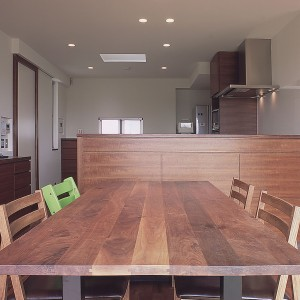 伊敷ひまわり台の家