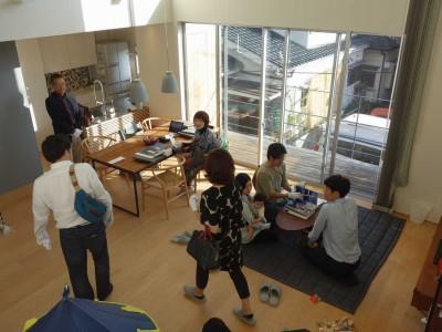 皷川の家 見学会15日