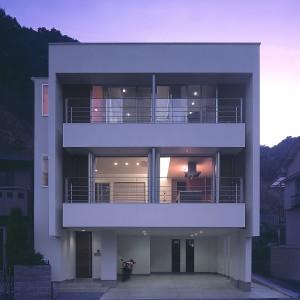 田上ボックスハウス
