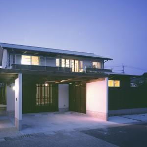 松陽台の家