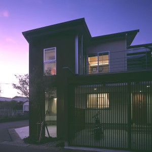 桜ヶ丘公園前の家