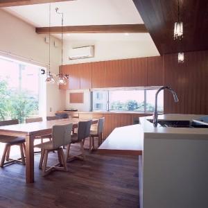 川上町の家