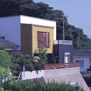 永吉高台の家