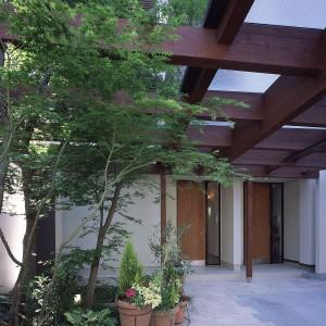 紫原の二世帯住宅