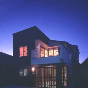 上福元の家