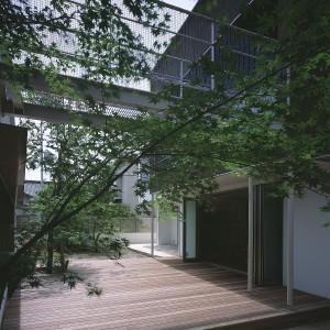下荒田のコートハウス
