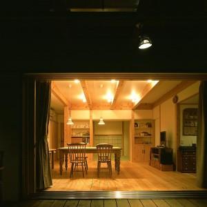 東谷山の家