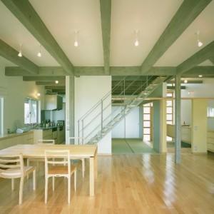 坂元台の家