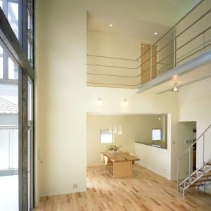 西坂元の家